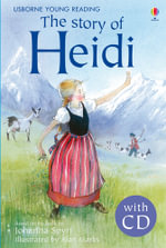 The Story of Heidi : 3.21 Young Reading Series Two with Audio CD - Johanna Spyri