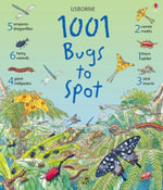 1001 Bugs To Spot - Emma Helborough