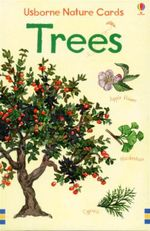 Trees : Usborne Nature Cards - Struan Reid
