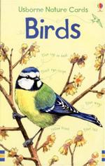 Birds : Usborne Nature Cards - Emily Bone