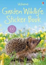 Garden Wildlife Sticker Book - Philip Clarke