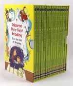 Very First Reading Slipcase with Parents Notes - .