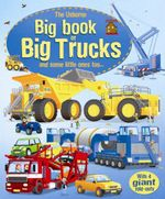 Big Book of Big Trucks - Megan Cullis