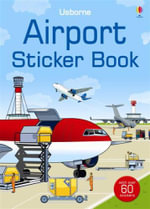 Airport Sticker Book - Struan Reid