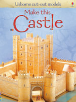 Make This Castle : Make This Medieval Town - Iain Ashman