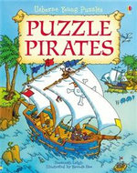 Puzzle Pirates : (Usborne Young Puzzles) - Susannah Leigh