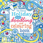 Pocket Doodling and Colouring : Holiday - F. Watt