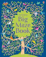 Big Maze Book : Usborne Mazes - Kirsteen Robson