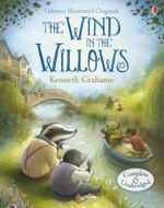 Illustrated Wind in the Willows - Kenneth Grahame