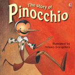 The Story of Pinocchio - Katie Daynes