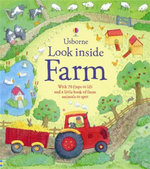 Look Inside a Farm - Katie Daynes