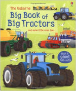 Big Book of Big Tractors - Lisa Jane Gillespie