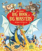 Big Book of Big Monsters : Usborne Young Reading Series - Louie Stowell