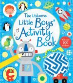 Little Boys' Activity Book - Lucy Bowman