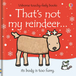 That's Not My Reindeer - Fiona Watt