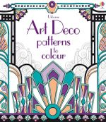 Art Deco Patterns to Colour - Emily Bone