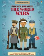 Sticker Dressing the World Wars - Struan Reid
