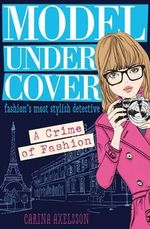 A Crime of Fashion - Carina Axelsson