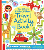 Little Children's Travel Activity Book - James Maclaine