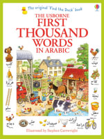 The Usborne First Thousand Words in Arabic - Heather Amery