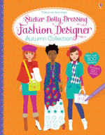 Sticker Dolly Dressing Fashion Designer Autumn Collection : Sticker Dolly Dressing - Fiona Watt