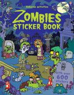 Zombies Sticker Book - Kirsteen Robson