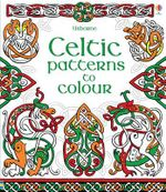 Celtic Patterns to Colour - Struan Reid