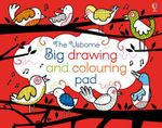 Big Drawing and Colouring pad - Fiona Watt