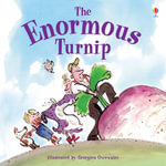 The Enormous Turnip - Katie Daynes