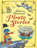 Illustrated Pirate Stories - Leo Broadley
