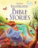 Illustrated Bible Stories : Illustrated Story Collections - John Joven