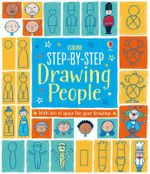Step-by-Step Drawing People : People - Fiona Watt