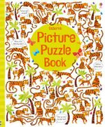 Picture Puzzle Book - Kirsteen Robson