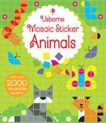 Mosaic Sticker Animals - Nayera Everall