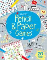 Pencil & Paper Games : Usborne Tear-off Pad