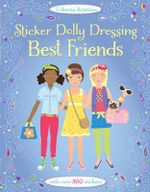 Sticker Dolly Dressing Best Friends - Lucy Bowman