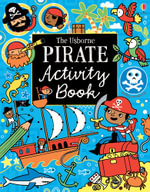 Pirate Activity Book - Lucy Bowman