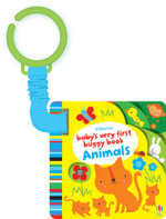 Baby's Very First Buggy Book Animals : Baby's Very First - Fiona Watt