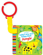 Baby's Very First Buggy Book Jungle : Baby's Very First - Fiona Watt