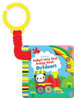 Baby's Very First Buggy Book Outdoors : Baby's Very First - Fiona Watt