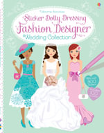 Sticker Dolly Dressing Fashion Designer Wedding Collection : Sticker Dolly Dressing - Fiona Watt