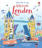 Look Inside London : Look Inside Board Books - Jonathan Melmoth