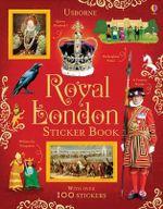 Royal London Sticker Book : Sticker Books - Struan Reid