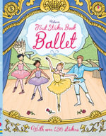 First Sticker Book Ballet - Caroline Young