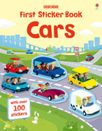 First Sticker Book Cars - Simon Tudhope