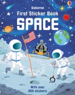 First Sticker Book Space - Sam Smith