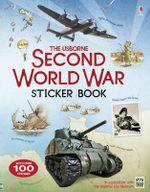 Second World War Sticker Book : Sticker Books - Henry Brook