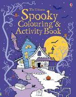 Spooky Colouring and Activity Book - Kirsteen Robson