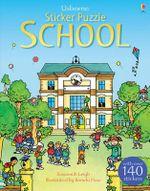 Sticker Puzzle School - Susannah Leigh