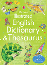 Illustrated English Dictionary & Thesaurus - Jane Bingham